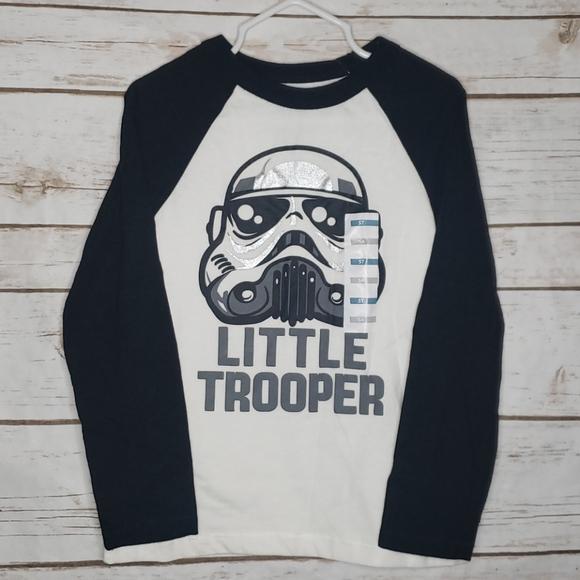 New Star Wars Little Trooper Storm Trooper 5T